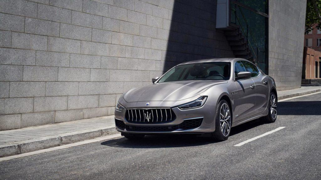 marchio Maserati automobili
