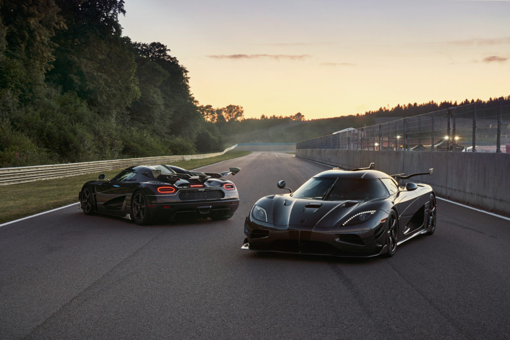 Koenigsegg Agera Final Edition