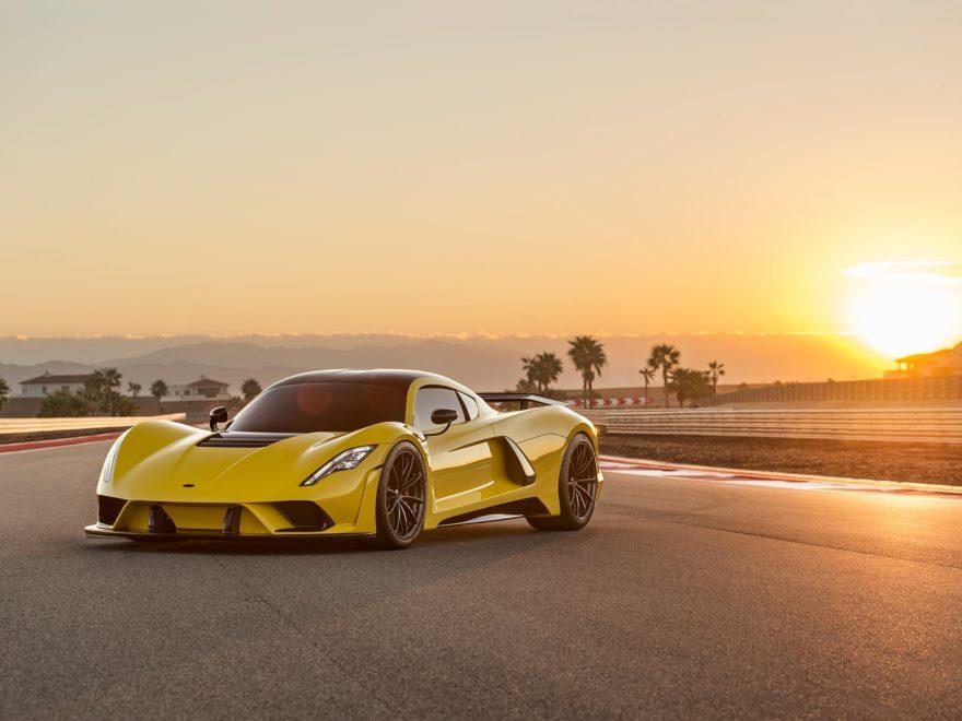 auto più veloce al mondo 2020